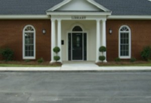 image of front door Doerun Branch