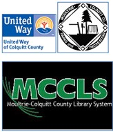 This event sponsored jointly by MCCLS , The United Way and Moultrie Parks and Recreation