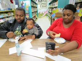 Toddler StoryTime: Making and Eating Butter with Mrs. Angela