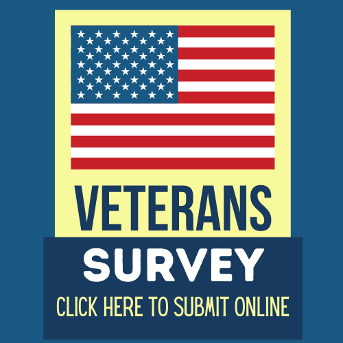 Veterans Survey Click here to Submit Online
